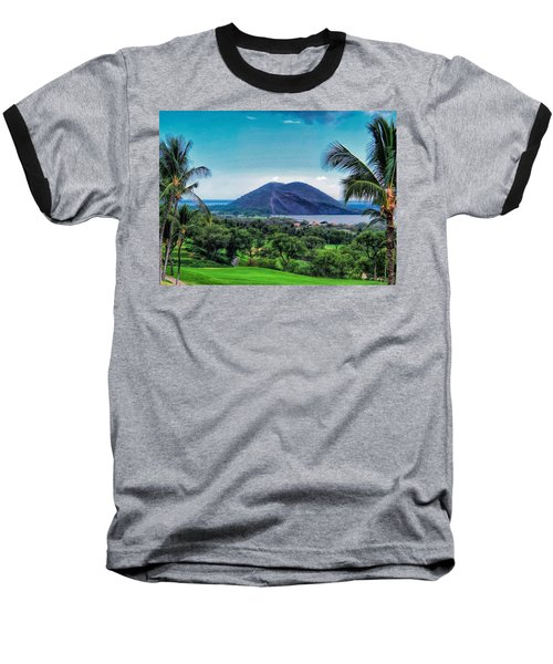Wailea Golf 6 Baseball T-Shirt