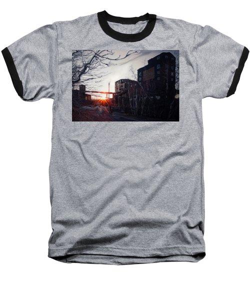 Waiting For Spring... Baseball T-Shirt