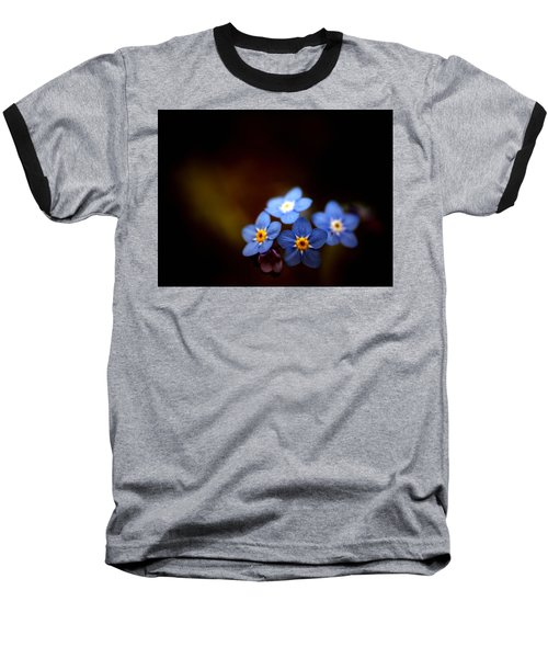 Baseball T-Shirt featuring the photograph Waiting For The Light by Rachel Mirror