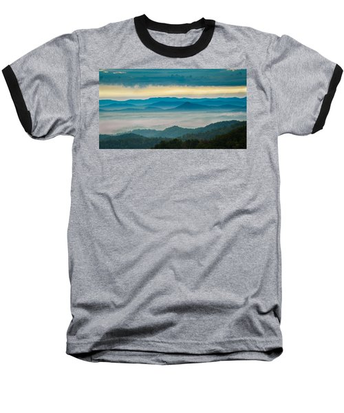 Baseball T-Shirt featuring the photograph Waiting For The Sun by Joye Ardyn Durham