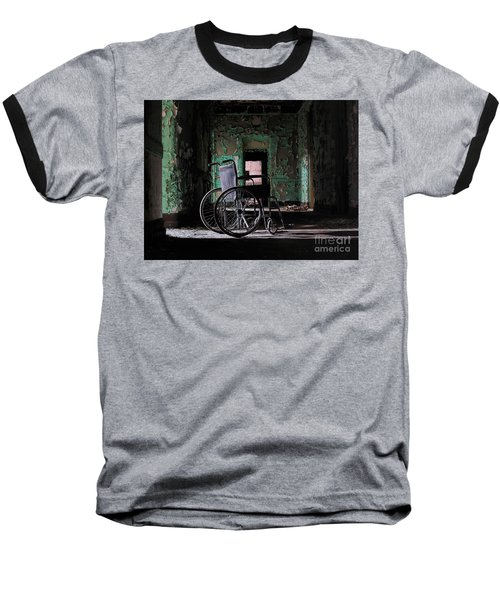 Waiting In The Light Baseball T-Shirt