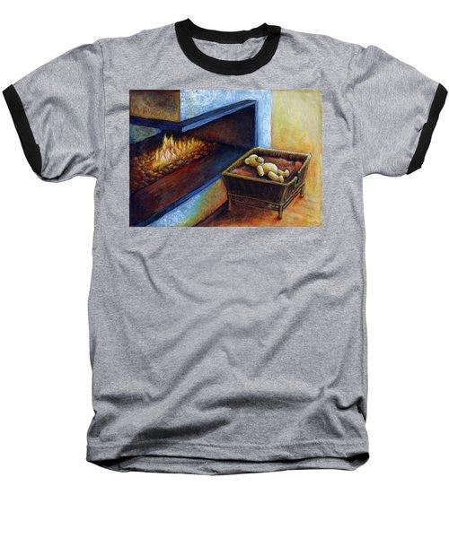 Waiting To Be Loved Baseball T-Shirt