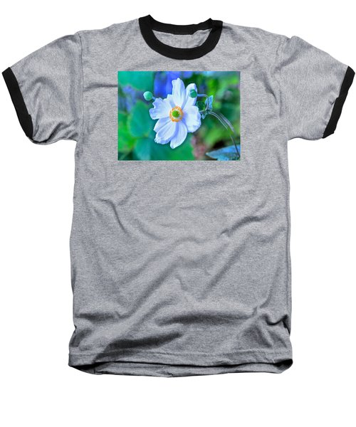 Flower 13 Baseball T-Shirt