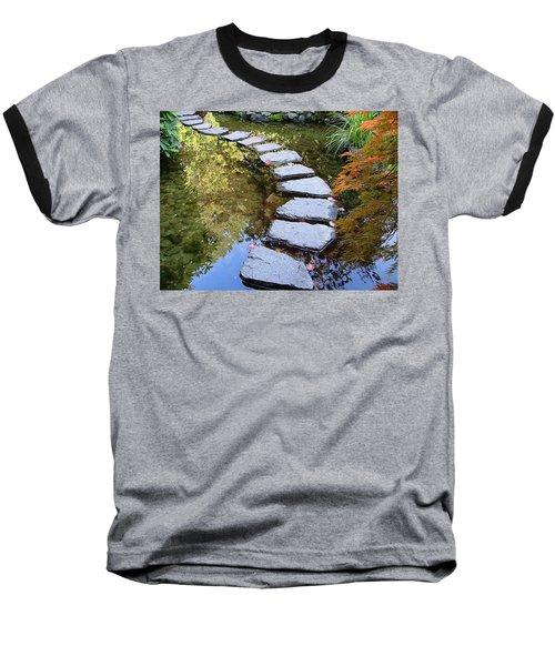 Walk On Water Baseball T-Shirt