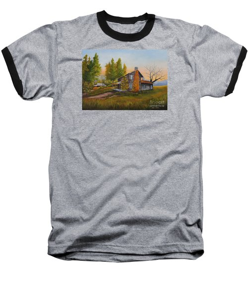 Walker Homeplace #3 Baseball T-Shirt