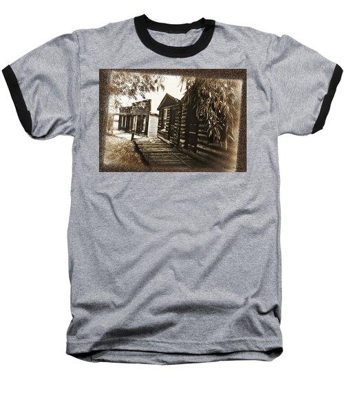 Walking Backwards Baseball T-Shirt