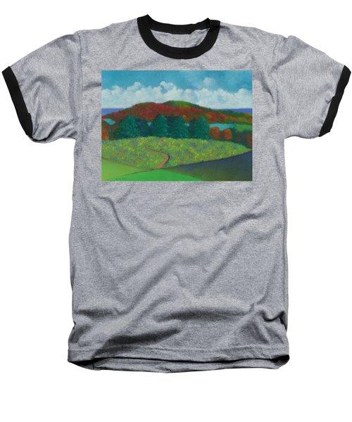 Walking Meditation Baseball T-Shirt