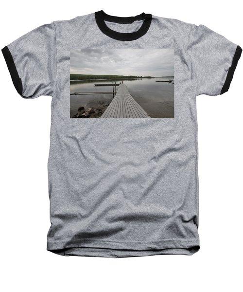 Walking The Plank Baseball T-Shirt