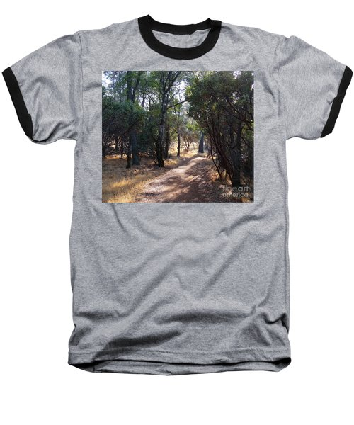 Walking Trail Baseball T-Shirt