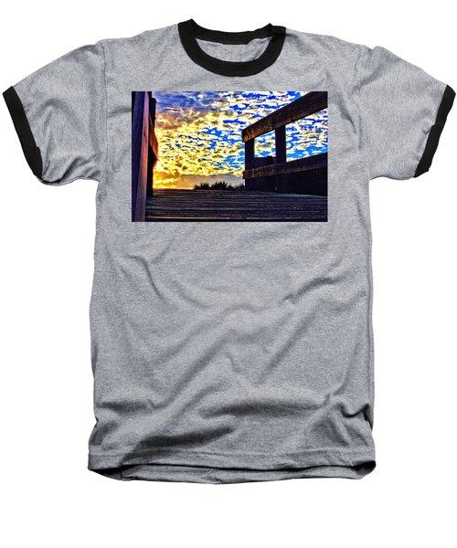 Walkway To Heaven Baseball T-Shirt