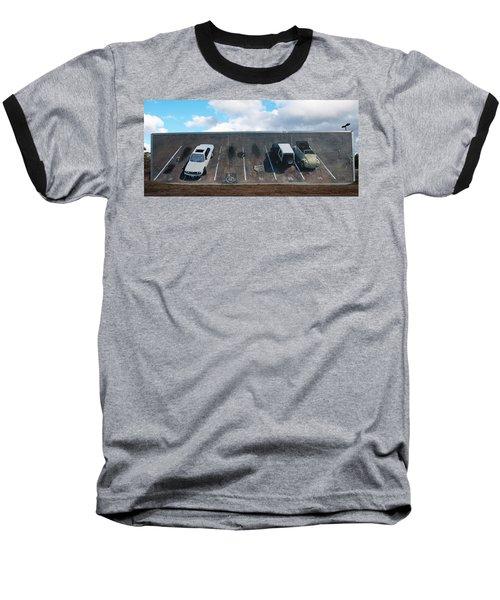 Wall Grabbers Baseball T-Shirt