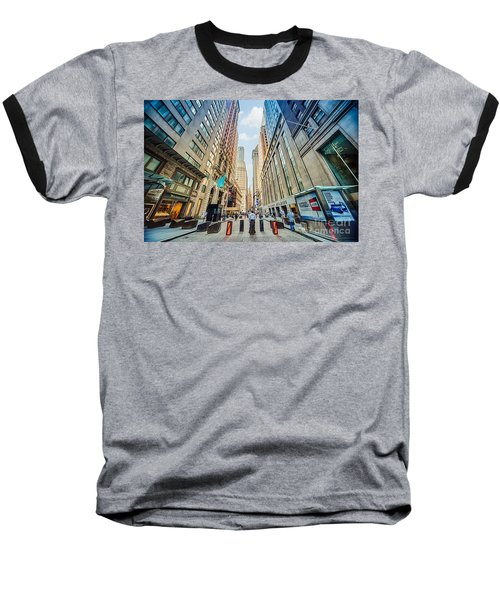 Wall Street Baseball T-Shirt