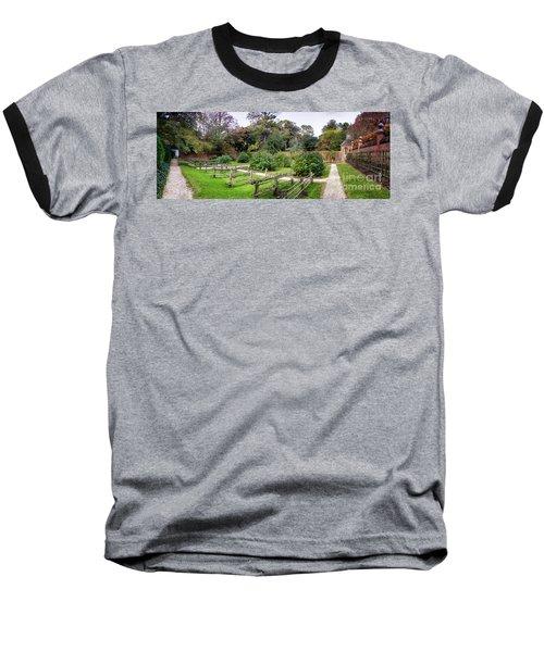 Walled Garden Baseball T-Shirt