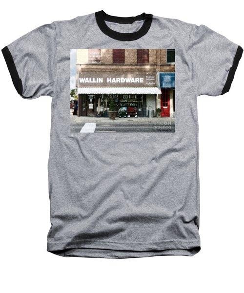 Wallin Hardware Baseball T-Shirt