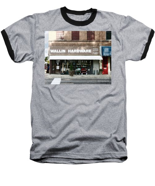 Wallin Hardware Baseball T-Shirt