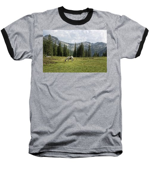 Wallowas - No. 2 Baseball T-Shirt