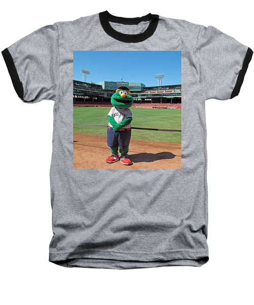 Wally Baseball T-Shirt