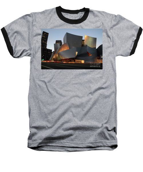 Walt Disney Concert Hall 21 Baseball T-Shirt