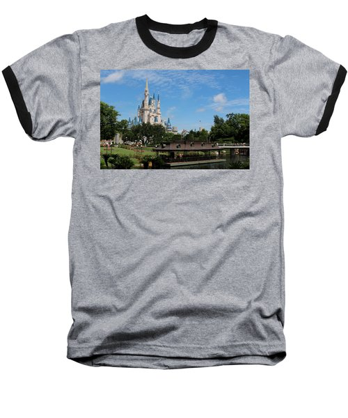 Walt Disney World Orlando Baseball T-Shirt