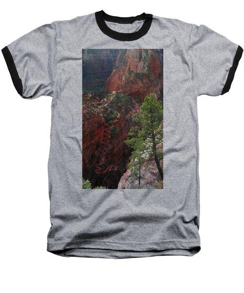 Walters Wiggles Baseball T-Shirt by Natalie Ortiz