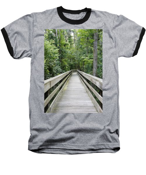 Baseball T-Shirt featuring the photograph Wander by Laurie Perry