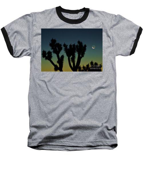Baseball T-Shirt featuring the photograph Waning by Angela J Wright