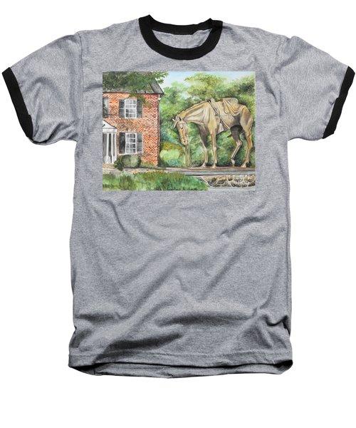 War Horse Memorial Baseball T-Shirt