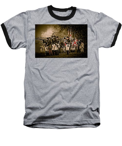 War Of 1812 Baseball T-Shirt