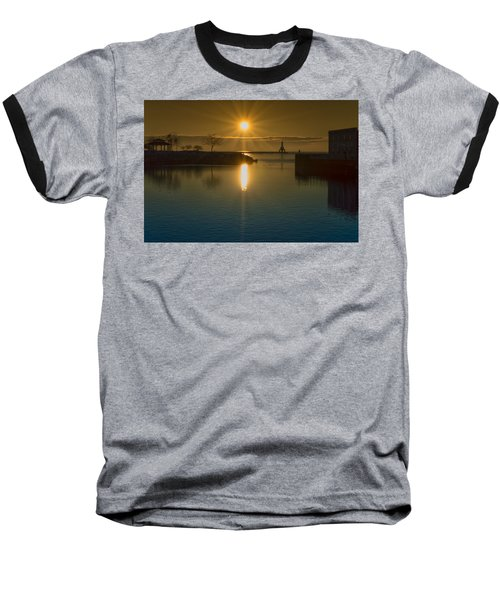 Warming Sun Baseball T-Shirt