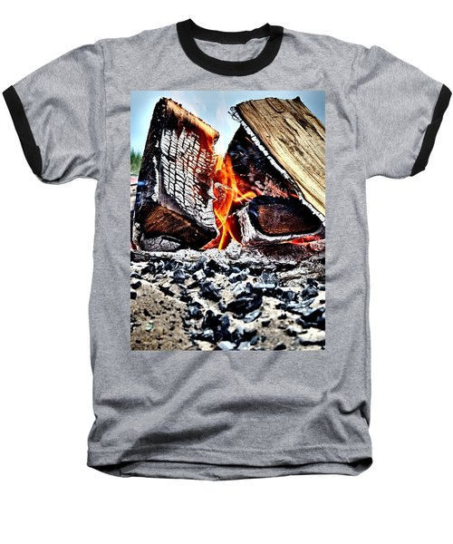 Warmth Baseball T-Shirt