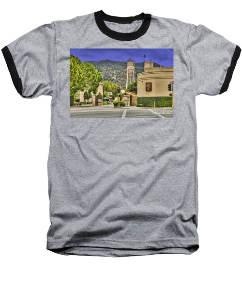 Warner Bros.  Burbank Ca  Baseball T-Shirt