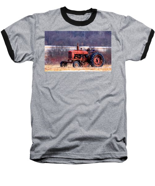 Warrior Of The Fields Baseball T-Shirt