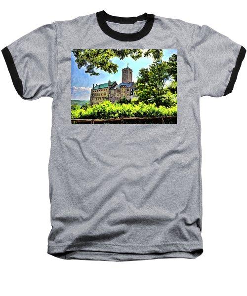 Wartburg Castle - Eisenach Germany - 1 Baseball T-Shirt