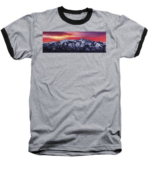 Wasatch Sunrise 3x1 Baseball T-Shirt