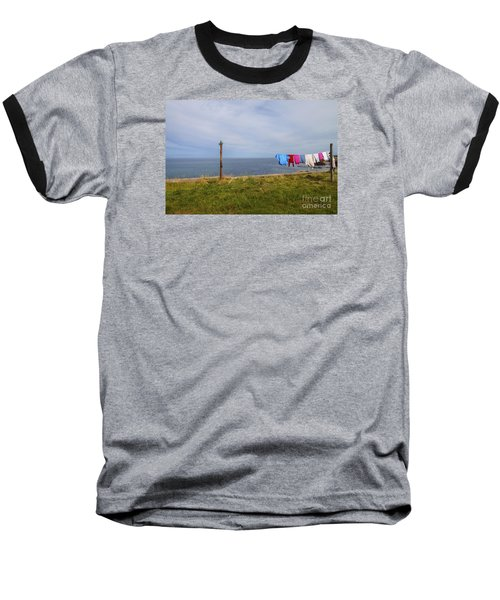 Washing Day Baseball T-Shirt