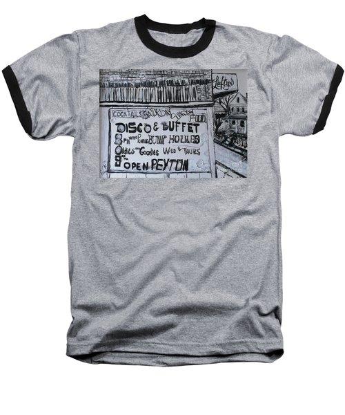 Washington D.c. Kearny Ne  Baseball T-Shirt