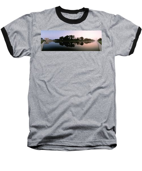 Washington Dc Baseball T-Shirt by Panoramic Images