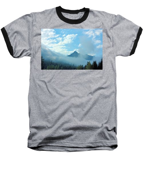 Baseball T-Shirt featuring the photograph Washington State by Kristin Elmquist