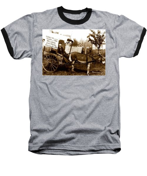 Washington State Pioneer Baseball T-Shirt