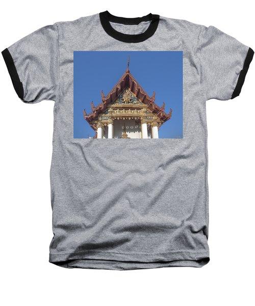 Wat Amarintaram Ubosot Gable Dthb1509 Baseball T-Shirt