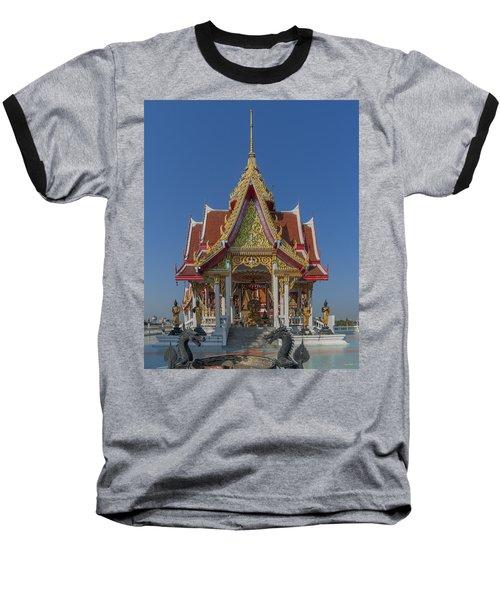 Wat Bukkhalo Central Roof-top Pavilion Dthb1809 Baseball T-Shirt