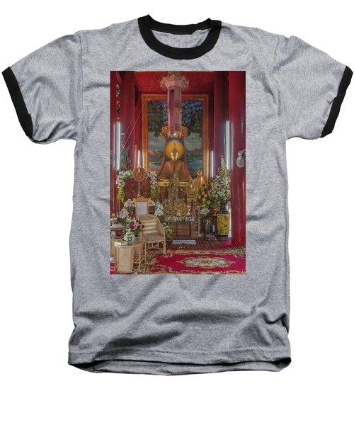 Wat Chedi Liem Phra Wihan Buddha Image Dthcm0827 Baseball T-Shirt