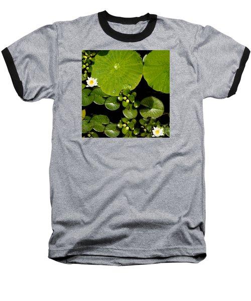 Water Drops Bristol Rhode Island Baseball T-Shirt
