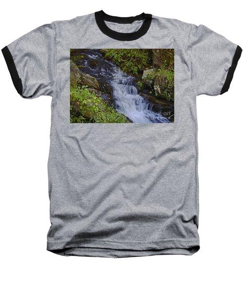 Water Falling Baseball T-Shirt