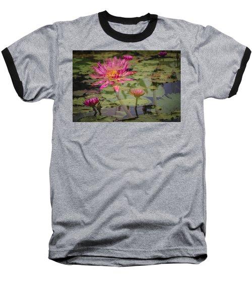 Water Garden Dream Baseball T-Shirt