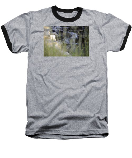 Baseball T-Shirt featuring the photograph Water Is Life 1 by Teo SITCHET-KANDA