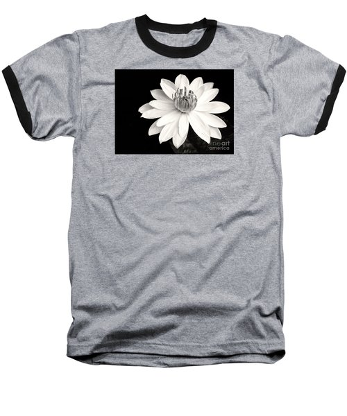 Water Lily Ballerina Baseball T-Shirt
