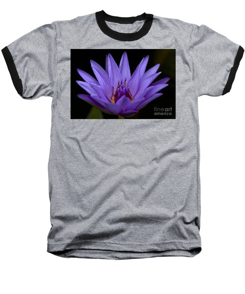 Baseball T-Shirt featuring the photograph Water Lily Photo by Meg Rousher