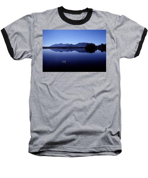 Water Mirror Baseball T-Shirt