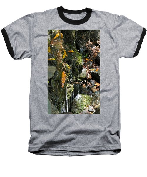 Baseball T-Shirt featuring the photograph Water Of Life by Michele Myers